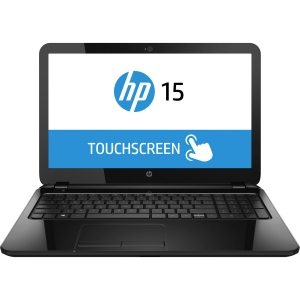 HP 15-r000 15-r030nr 15.6 LED Notebook - Intel Pentium N3530 2.16 GHz - Black Licorice - 4 GB RAM - 500 GB HDD - DVD-Writer - Intel HD Graphics - Windows 8.1 - 1366 x 768 Display
