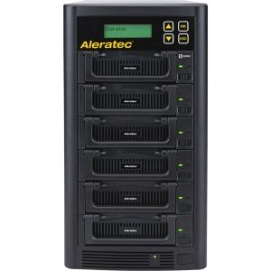Image of Aleratec 1:5 HDD Copy Cruiser IDE/SATA High-Speed Duplicator / Sanitizer