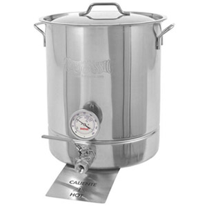 Image of Barbour International 800-44010gal Ss Standrd 4pc Brew Kett