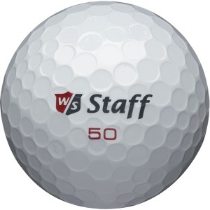Click here for Wilson Staff Fifty Elite Golf Ball - Distance/Feel... prices