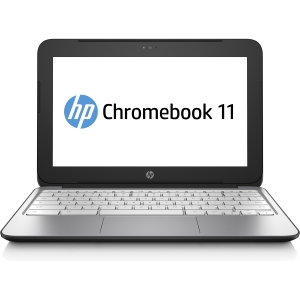 HP Chromebook 11 G2 11.6 LED Notebook - Samsung Exynos 5 5250 1.70 GHz - 2 GB RAM - ARM Mali-T604 - Chrome OS - 1366 x 768 Display - Bluetooth