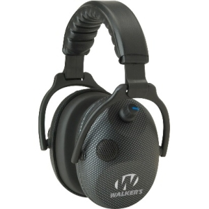 Click here for Walkers Game Ear GWP-AMCARB Alpha Power Muffs with 5x Enhancement, 24 db Noise Reduction Rating, Carbon Finish prices