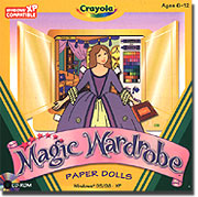Crayola Magic Wardrobe