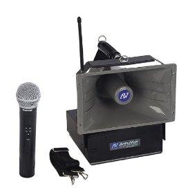 Amplivox SW615A Wireless Handheld Unidirectional Microphone