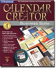Calendar Creator 9 Business Suite