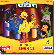 Sesame Street Get Set to Learn!