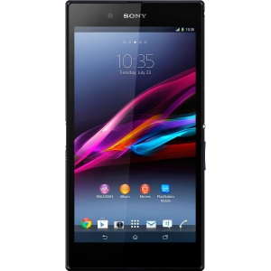 Sony Mobile Xperia Z Ultra C6802 Smartphone - Wireless LAN - 3.9G - Bar - Black - SIM-free - Android 4.2 Jelly Bean - Qualcomm Snapdragon 800 Quad-core (4 Core) 2.20 GHz - 16 GB - 6.4 LCD 1920 x 1080 - Touchscreen - Multi-touch Screen - 8 Megapixel Camer