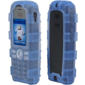 Zcover CI925BCL BLUE HEALTH CARE GRADE SILICONE DOCK IN-CASE BACK OPEN