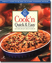 Cook'n Quick & Easy - Delicious and Easy Meals in Minutes