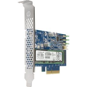 HP Z Turbo 512 GB Internal Solid State Drive - PCI Express - M.2 - 1.17 GBps Maximum Read Transfer Rate - 930 MBps Maximum Write Transfer Rate - Plug-in Card - 122000IOPS Random 4KB Read - 72000IOPS Random 4KB Write