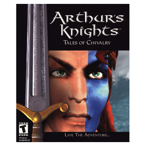 Arthur's Knights: Tales of Chivalry - Rare PC Box