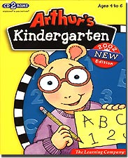 Arthur's Kindergarten