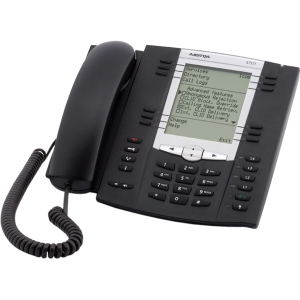 Image of Aastra 57i English Text Telephone (6757i)