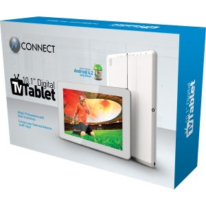 Vulcan 8 GB Tablet - 10 - Android 4.2 Jelly Bean - Slate