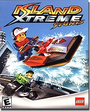 LEGO Island Xtreme Stunts
