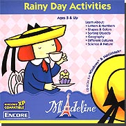 Madeline Rainy Day Activities