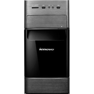 Lenovo H500 Desktop Computer - Intel Pentium J2850 2.41 GHz - Mini-tower - 4 GB RAM - 1 TB HDD - DVD-Writer - Intel HD Graphics - Windows 8 64-bit