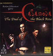 Image of Casanova: The Duel of the Black Rose