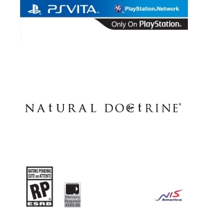 Atlus Natural Doctrine - Role Playing Game - PS Vita - English, Japanese