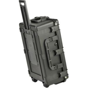 "SKB Mil-Std. Waterproof Case 10"" Deep - Empty - Internal Dimensions: 29"" Length x 18"" Width x 10.85"" Depth - External Dimensions: 31.5"" Length x 20.8"" Width x 12.5"" Depth - 24.54 gal - Hinged, Latch Lock Closure - Copolymer Polypropylene - Black - For Mil"