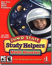 JumpStart Study Helpers Math Booster