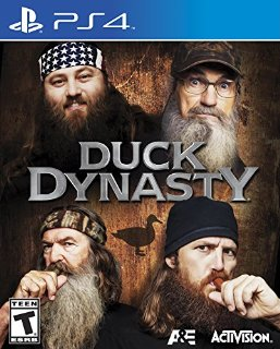 Image of Activision Duck Dynasty - Simulation Game - PlayStation 4