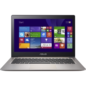Asus ZENBOOK UX303LA-DB51T 13.3 Touchscreen (In-plane Switching (IPS) Technology) Ultrabook - Intel Core i5 i5-4210U 1.70 GHz - Smoky Brown - 8 GB RAM - 128 GB SSD - Intel HD Graphics 4400 - Windows 8.1 64-bit - 1920 x 1080 Display - Bluetooth