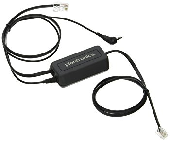Plantronics Phone Cable - for Phone, Desktop Computer