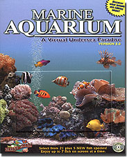 Marine Aquarium 2.0: Virtual Undersea Paradise