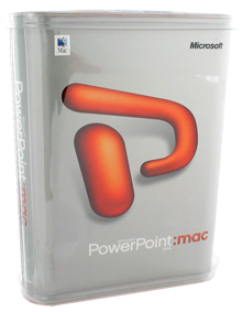 Microsoft Powerpoint 2004 for Mac