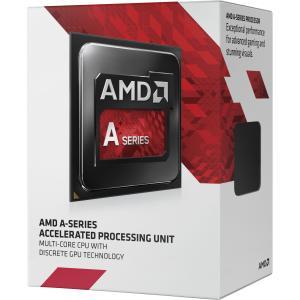 Image of AMD A4-7300 3.8 GHz Socket FM2 AD7300OKHLBOX Desktop Processor