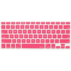 Mace Macally Protective Cover in Pink for Most Mac and MacBook Keyboards