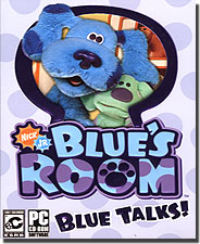 Blue's Room - Blue Talks!
