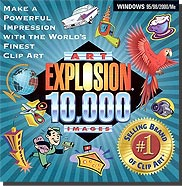 Art Explosion 10,000 Images