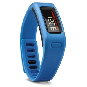 Garmin vfit Heart Rate Monitor - Blue