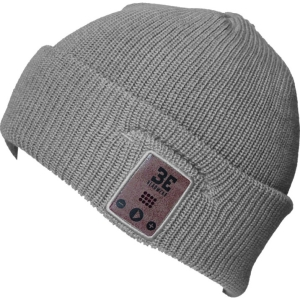 Image of BE Headwear Diver Down Ash Gray Bluetooth Beanie