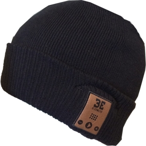 Image of BE Headwear Diver Down Ink Black Bluetooth Beanie