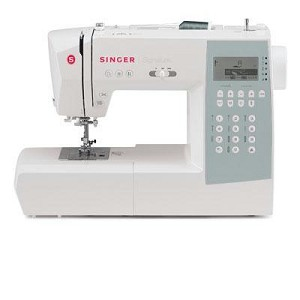 Singer SIGNATURE 9340 Electric Sewing Machine Bundle