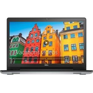 Dell Inspiron 17 5000 17-5749 17.3 LED (TrueLife) Notebook - Intel Pentium 3805U 1.90 GHz - Silver - 4 GB RAM - 500 GB HDD - DVD-Writer - Intel HD Graphics - Windows 8.1 64-bit (English) - 1600 x 900 Display - Bluetooth - English Keyboard