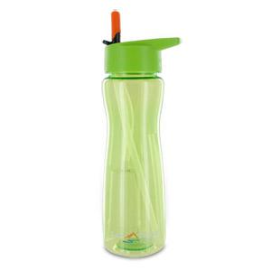 Aqua Vessel Ultra Lite Tritan 25oz Filtration Bottle - 100 Gallon Filter, Green