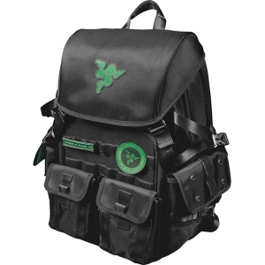 Mobile Edge Razer Tactical Gaming Backpack Pro for 17 Notebooks
