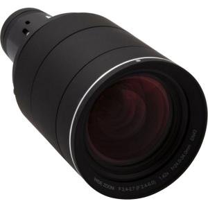 Image of Barco - 23.95 mm to 34.02 mm - f/2.4 - 2.7 - Wide Angle Zoom Lens - Designed for Projector - 1.4x Optical Zoom
