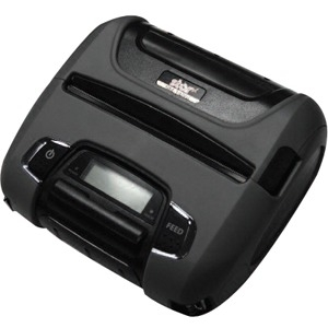 Star Micronics SM-T400I-DB50 Direct Thermal Printer - Monochrome - Portable - Receipt Print - 4.09 Print Width - 3.15 in/s Mono - 203 dpi - Bluetooth - Serial - LCD - Thermal Paper, Receipt - 1.97 - 4.41