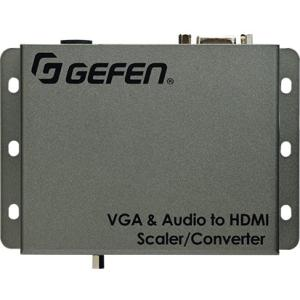 Gefen VGA & Audio to HD Scaler \/ Converter - 1920 x 1200