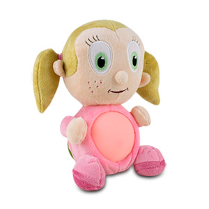 Nite Nite Lightzzz Betty the Girl Night Light Doll