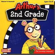 Arthur's 2nd Grade