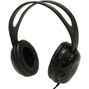 Image of Andrea EDU-375 Stereo Headphone (Over-the-Ear), Black