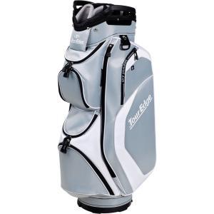 Tour Edge Golf Hot Launch Cart Golf Bag (Grey)