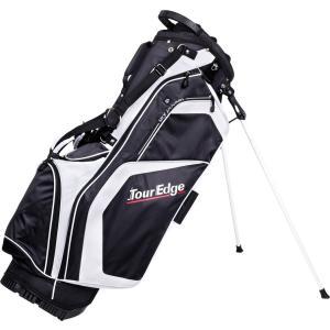 Tour Edge Golf Hot Launch Stand Golf Bag (Black)