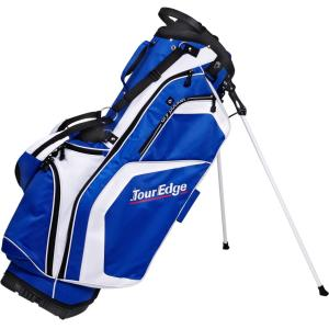Tour Edge Golf Ubahlsb05 Hot Launch Stand Bag Royal/White